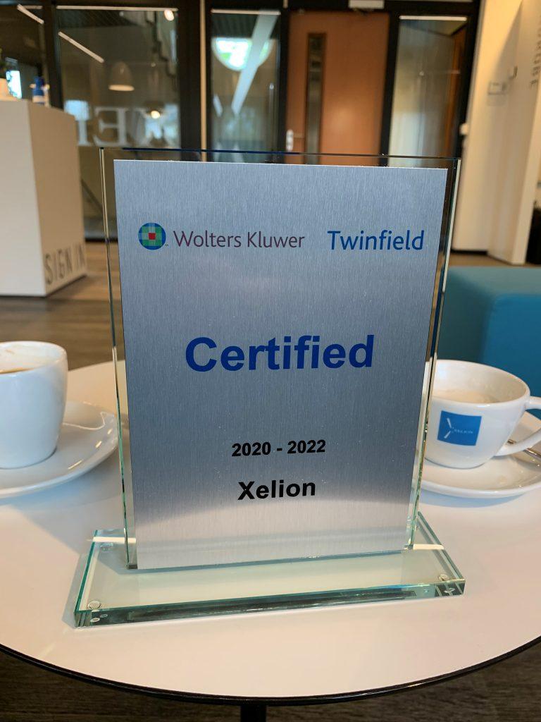 Xelion VoIP Koppeling Twinfield